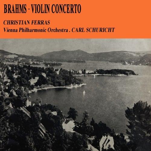 Brahms Violin Concerto by Christian Ferras