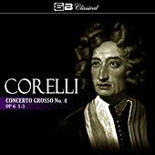Corelli: Concerto Grosso No. 4, Op. 6: 1-3 (Single) by David Oistrakh