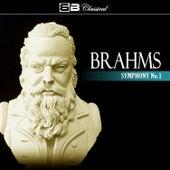 Brahms: Symphony 1 by Kyril Kondrashin