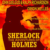 The Adventures of Sherlock Holmes Vol. 2 by Various Artists