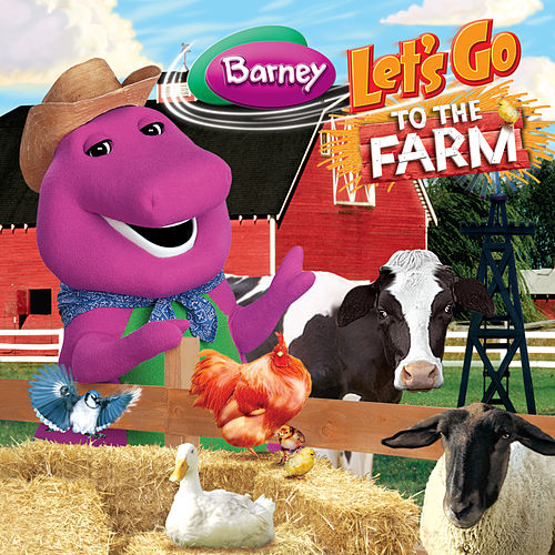 Let's Go to the Farm by Barney