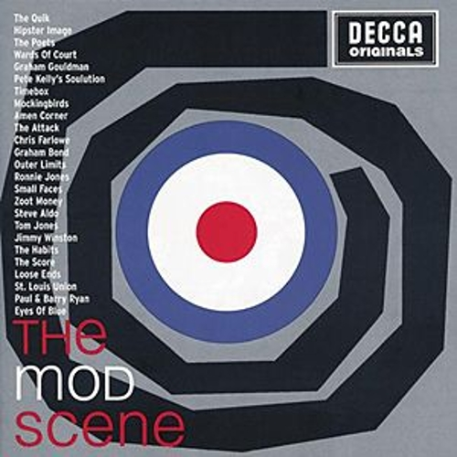 The Mod Scene von Various Artists
