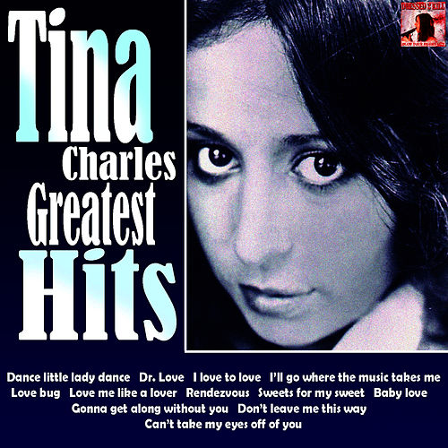 Dance Little Lady by Tina Charles