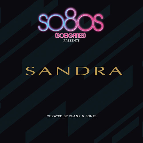 So80s presents Sandra - Curated by Blank & Jones by Sandra