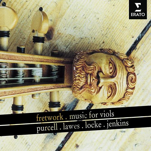 English Music For Viols by Fretwork