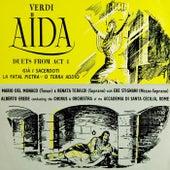 Aida Duets From Act 4 by Renata Tebaldi