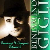 Romanze & Conzoni Volume II by Beniamino Gigli