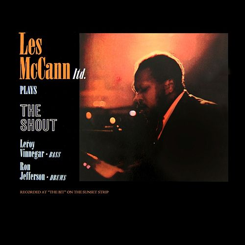 Plays The Shout by Les McCann