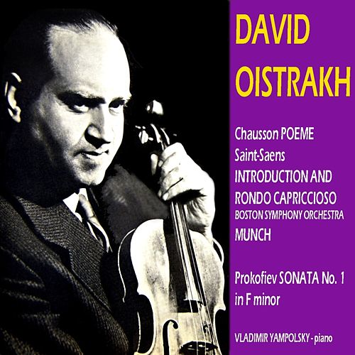 Poeme, Op 25 by David Oistrakh