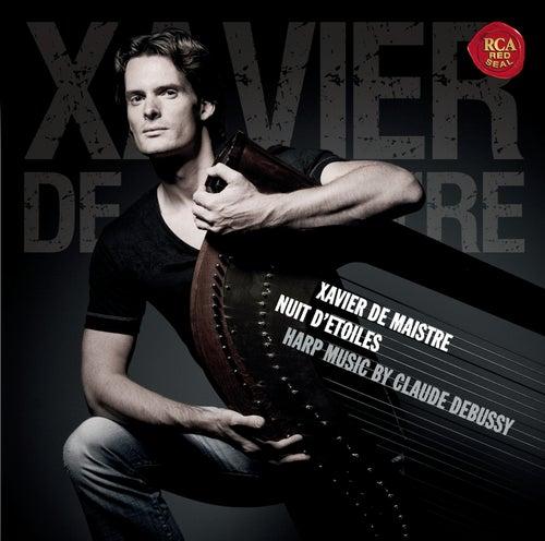 Debussy by Xavier De Maistre