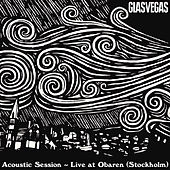 Acoustic session at Obaren (Stockholm) by Glasvegas
