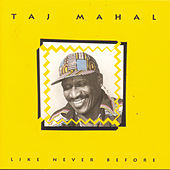 Like Never Before von Taj Mahal
