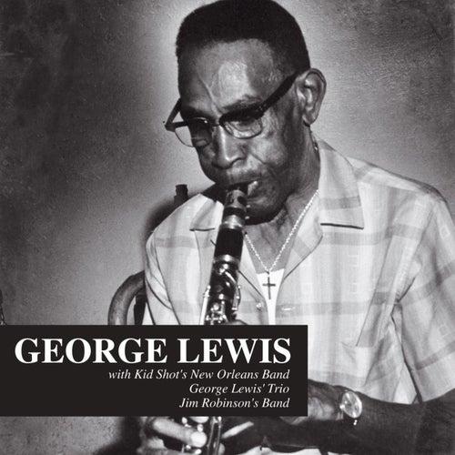 George Lewis by George Lewis