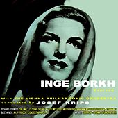 Inge Borkh Recital by Vienna Philharmonic Orchestra