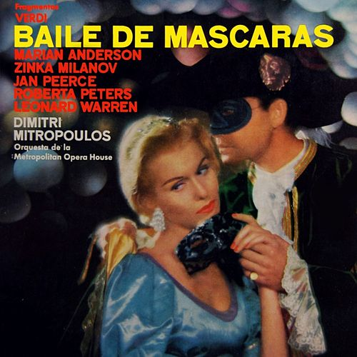 Baile De Mascaras by Metropolitan Opera