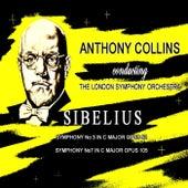 Sibelius Symphony No 3 & 7 by London Symphony Orchestra