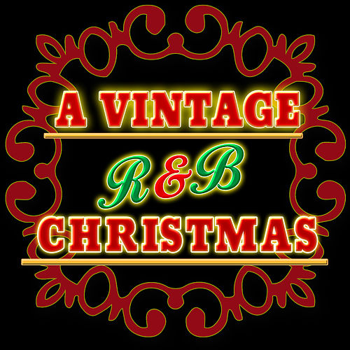 A Vintage R&B Christmas by Various Artists