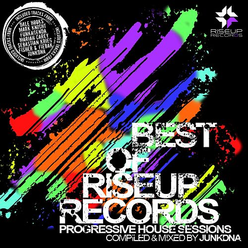 The Best Of Riseup Records Progressive Sessions Compiled & Mix By JunkDNA by Various Artists