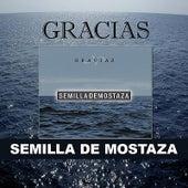 Gracias by Semilla de Mostaza