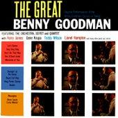 The Great Benny Goodman by Benny Goodman
