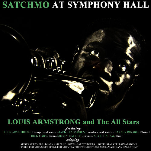 Satchmo At Symphony Hall by Lionel Hampton