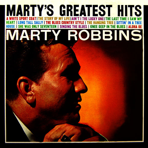 Marty's Greatest Hits by Marty Robbins