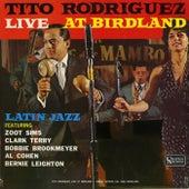 Live At Birdland by Tito Rodriguez