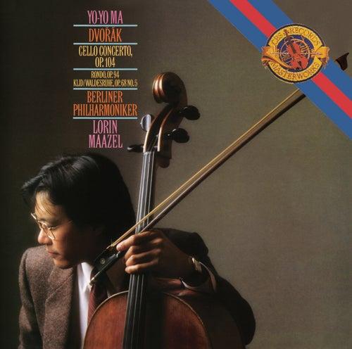 Dvorák: Cello Concerto; Silent Woods; Rondo (Remastered) by Lorin Maazel