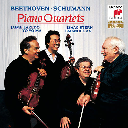 Beethoven, Schumann: Piano Quartets (Remastered) by Emanuel Ax