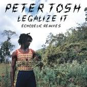 Legalize It: Echodelic Remixes by Peter Tosh