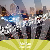 Live at Lollapalooza 2007 by Pete Yorn