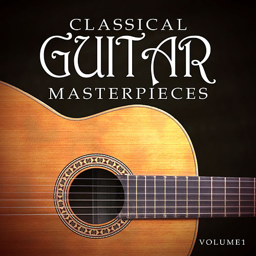 Classical Guitar Masterpieces Vol 1 by Rodrigo y Zala
