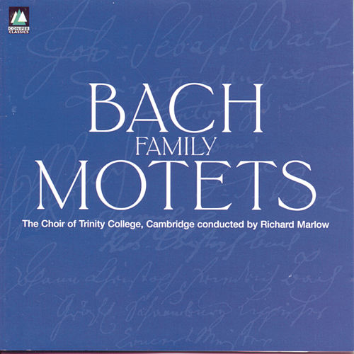 Bach/Family Motets von Choir Of Trinity College
