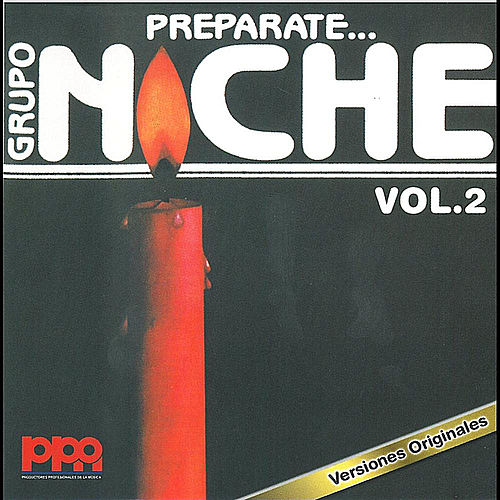 Preparate, Vol. 2 by Grupo Niche