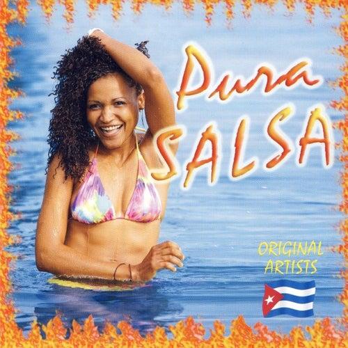 Pura Salsa by Various Artists