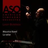 Ravel: La valse by American Symphony Orchestra
