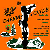 Daphnis Et Chloe by L'Orchestre de la Suisse Romande