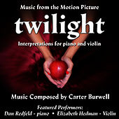 Twilight - Interpretations for Piano and Violin  (Carter Burwell) by Dan Redfeld