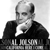 California Here I Come by Al Jolson