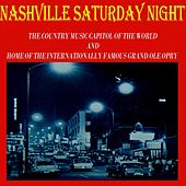 Nashville Saturday Night by Various Artists