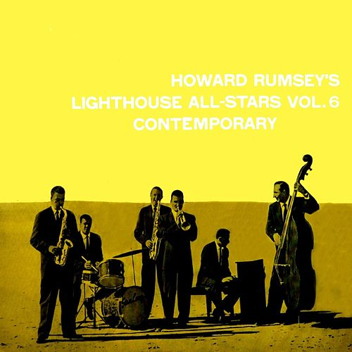 Volume 6 by Howard Rumsey's Lighthouse All-Stars