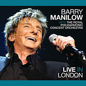 Live In London by Barry Manilow