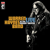 Live At The Moody Theater by Warren Haynes