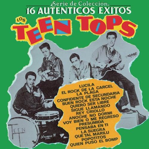 Serie De Colección 16 Autenticos Exitos by Los Teen Tops