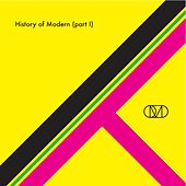 History Of Modern (Part I) EP von Orchestral Manoeuvres in the Dark (OMD)