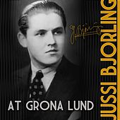 At Grona Lund by Jussi Bjorling