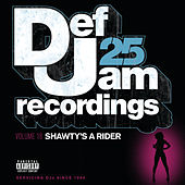 Def Jam 25, Vol 18 - Shawty's A Rider von Various Artists