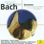 Bach: Cantatas BWV 140 & 147 von Various Artists