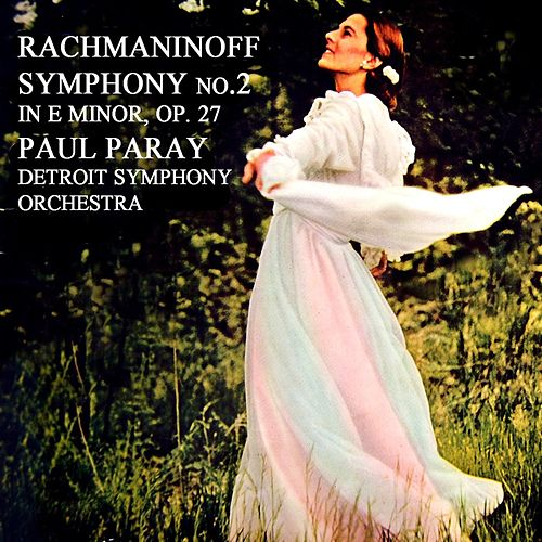 Rachmaninoff Symphony No. 2 by Detroit Symphony Orchestra