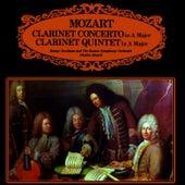 Mozart Clarinet Concertos by Benny Goodman